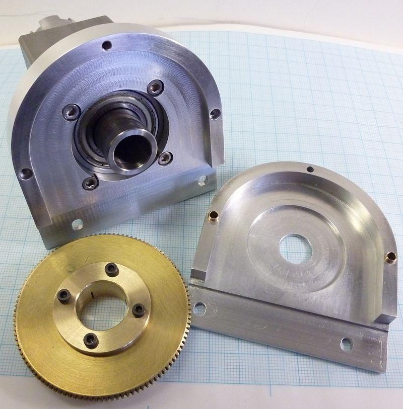 Eine NC-Drehachse für Modellbauer und Mikrotüftler